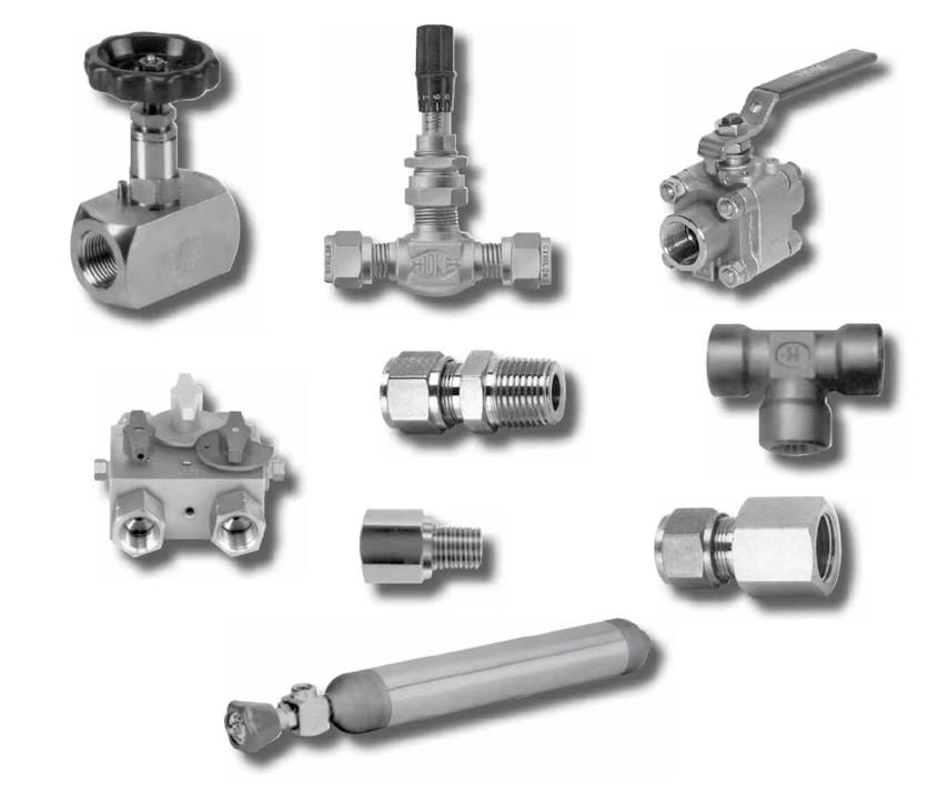 Products fluid process control