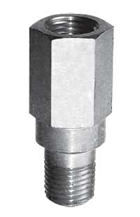 HP500-Series Relief Valves (POPOFF and INLINE configurations), 150-575 PSIG