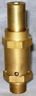 5100-Series Relief Valves (POPOFF configuration), 10-2400 PSIG
