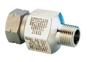 Male-Female Adapters (up to 60,000 PSIG)
