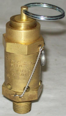 M5100-Series ASME Relief Valves (20-1200 PSIG)