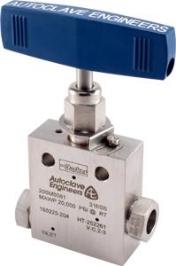 Medium Pressure Needle Valves (up to 20,000 PSIG)